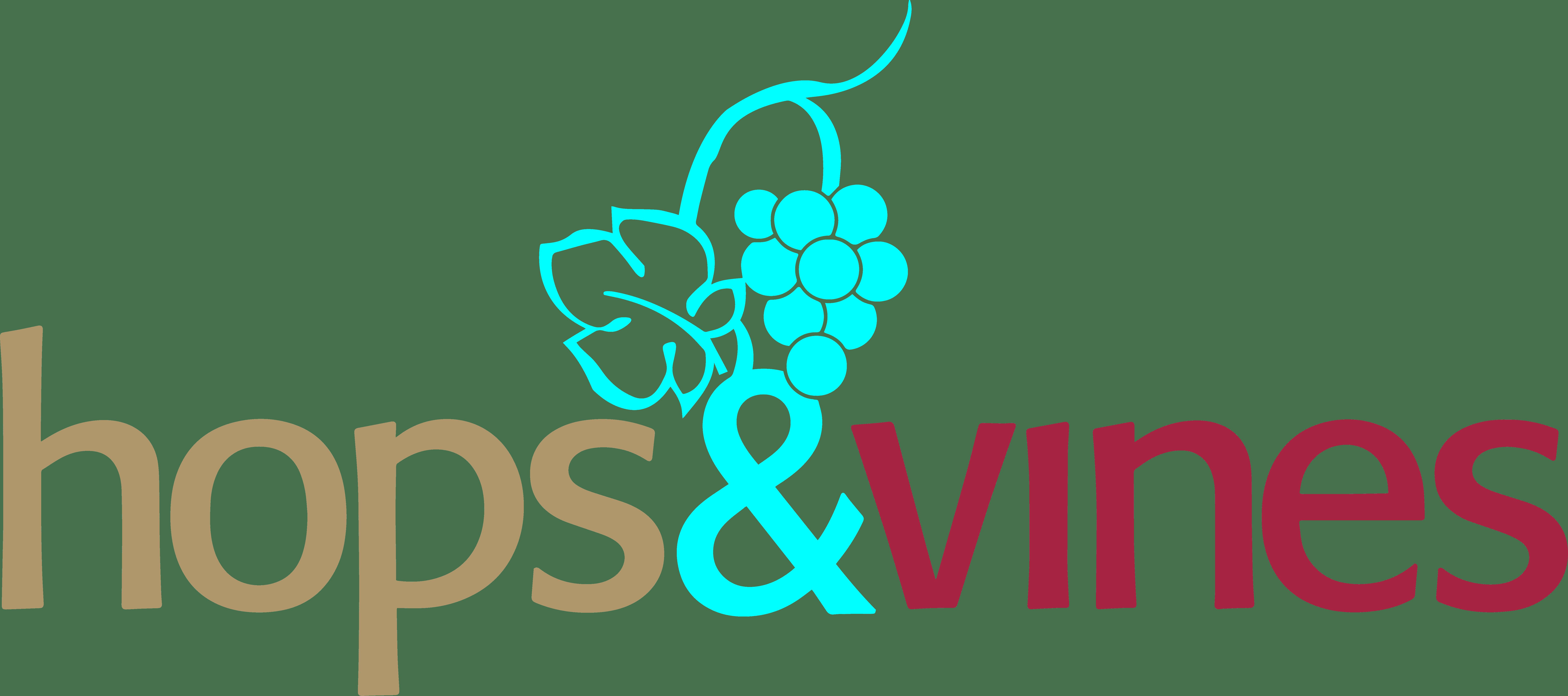 hops and vines north bay logo colour transparent 9LD