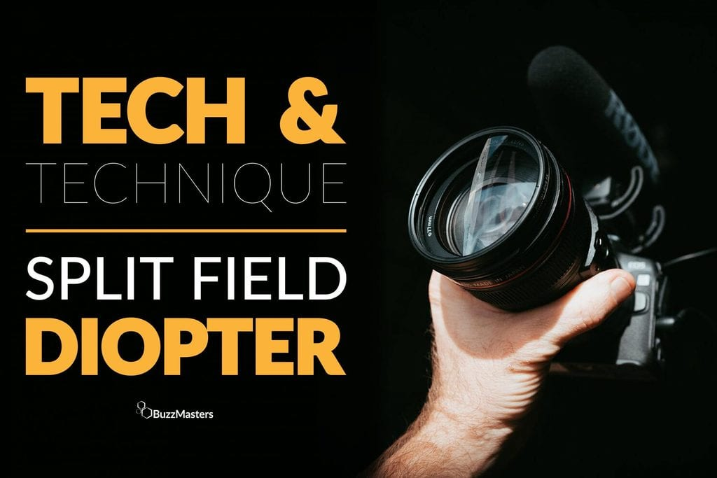 buzzmasters blog tech technology and technique split field diopter