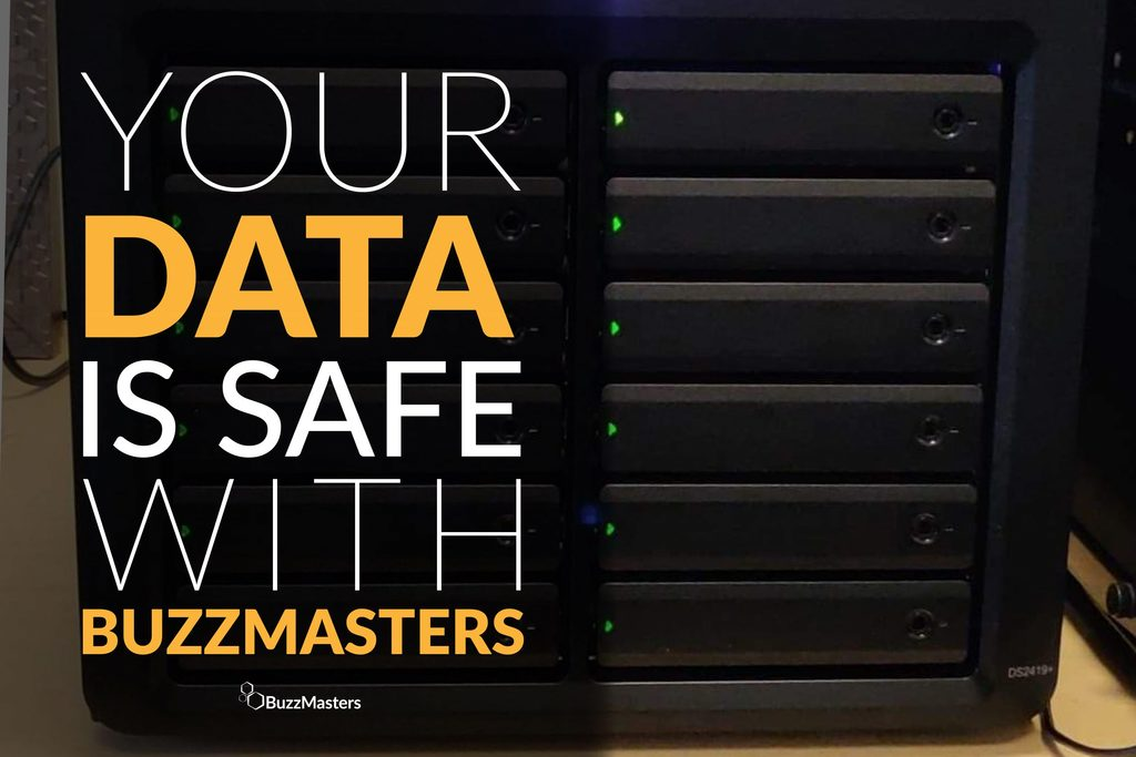 buzzmasters news your data is safe with us